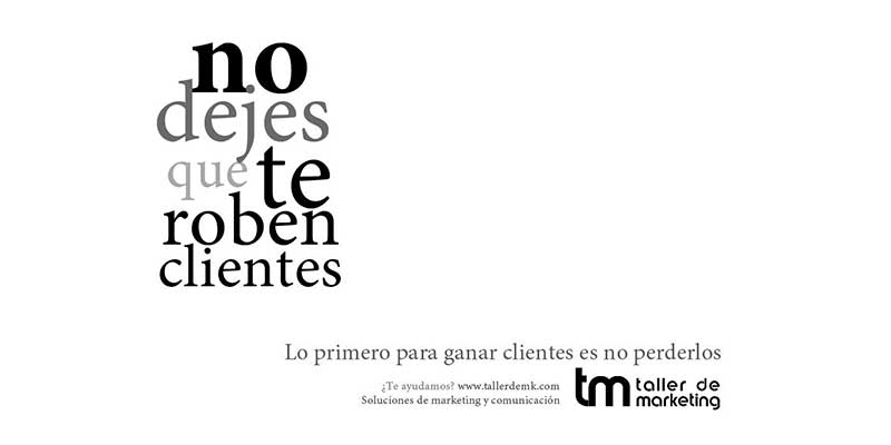 Taller de Marketing - claim
