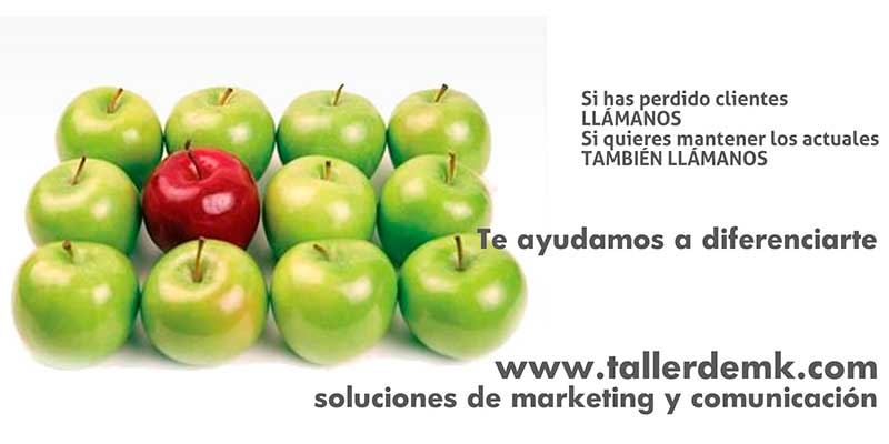 Taller de Marketing - claim 1