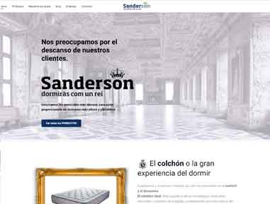 Taller de Marketing - Sanderson